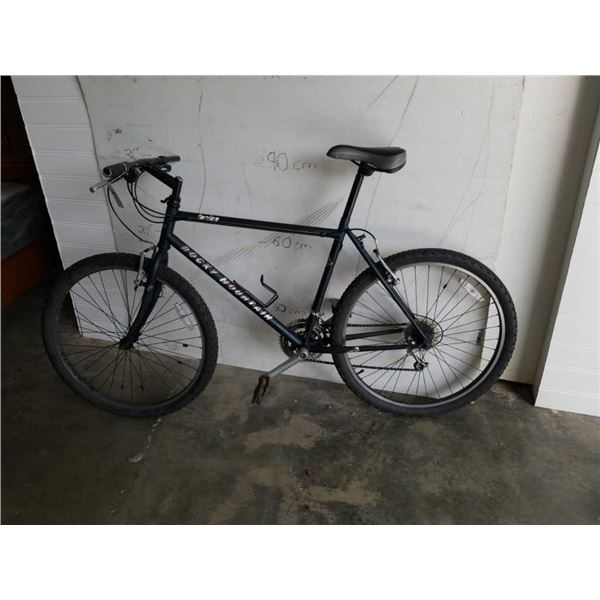 BLACK ROCKY MOUNTAIN BIKE