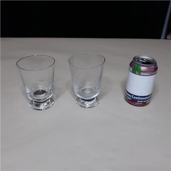 LOT: 47 GLASSES (12 OZ) / VERRES