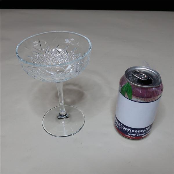 LOT: 60 PASABAHCE HOSPITALITY GLASSES (8.5 OZ)