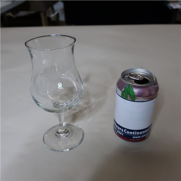 LOT: 24 GLASSES (13 OZ) / VERRES