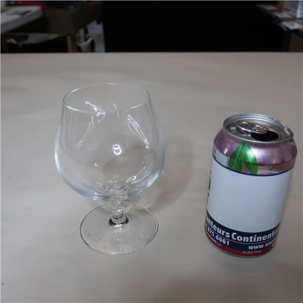 LOT: 18 ASST COGNAC GLASSES / VERRES A COGNAC