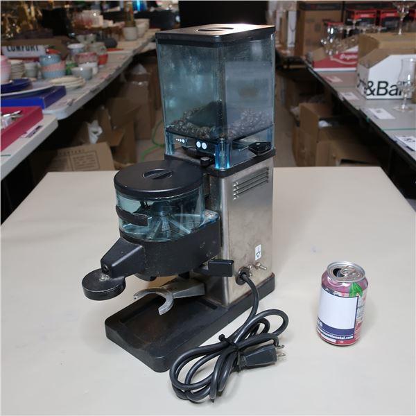 RANCILIO COFFEE GRINDER / MOULIN A CAFE
