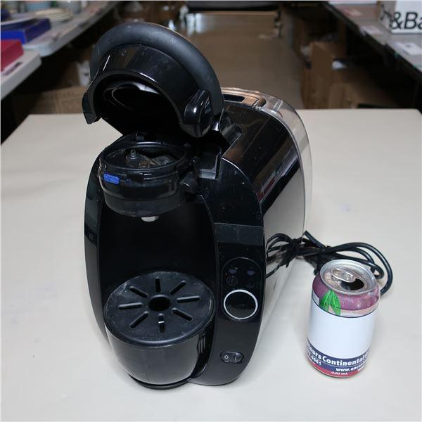 BOSCH TASIMO COFFEE MACHINE A CAFE