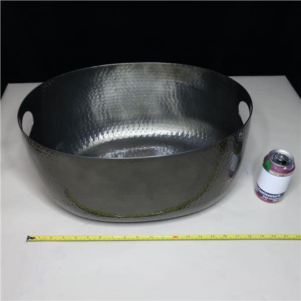 GRAPHITE FINISH TUB / CUVE FINI GRAPHITE