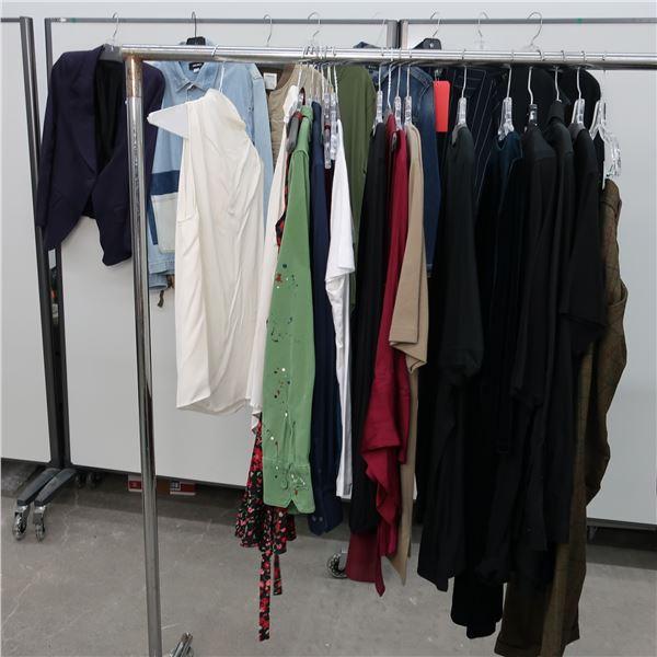 27pcs MAIN CHARACTER WOMAN CLOTHING (XL)