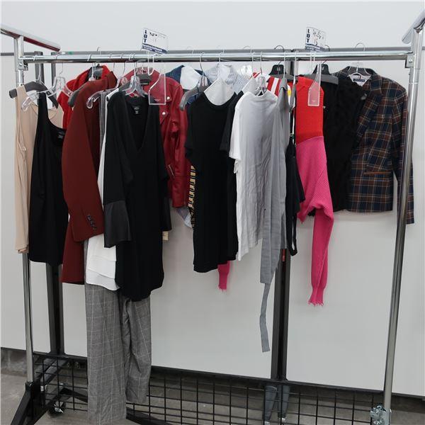 22pcs MAIN CHARACTER WOMAN CLOTHING (1X-XSM)