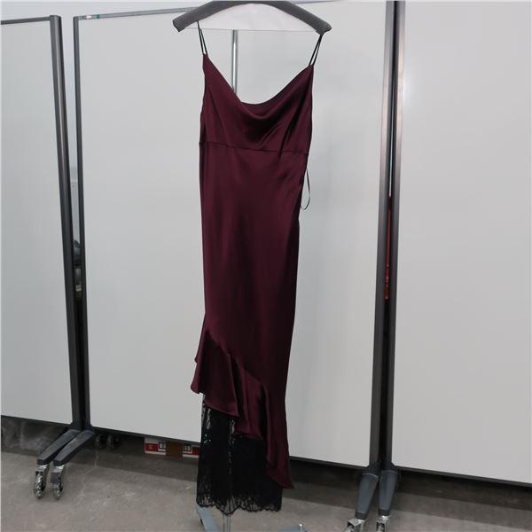 NEW - ALLEN SCHWARTZ DRESS - SIZE: SMALL, (MAIN CHARACTER)