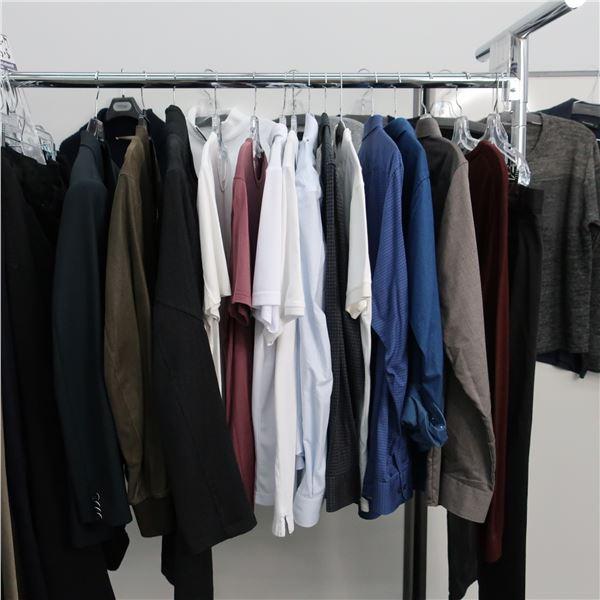 21pcs MAIN CHARACTER MEN CLOTHING (LARGE)