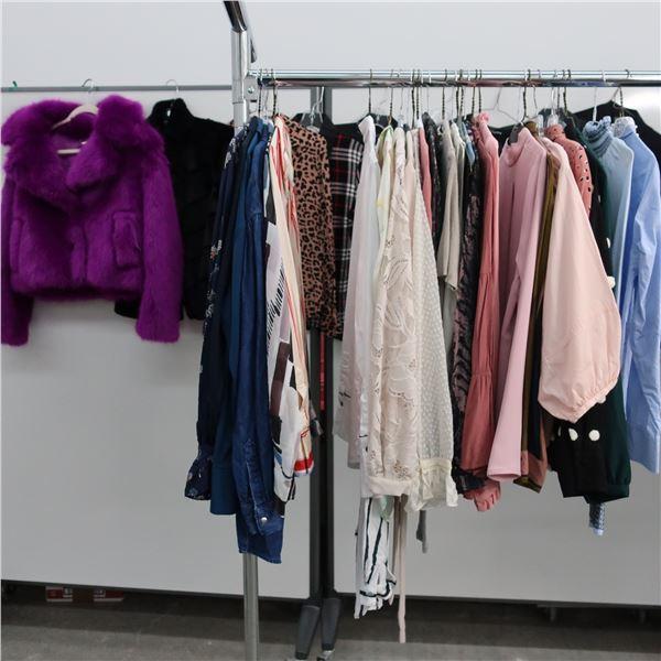 37pcs EXTRA CHARACTER WOMAN CLOTHING (SM)