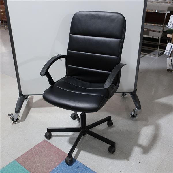 OFFICE CHAIR, BLACK