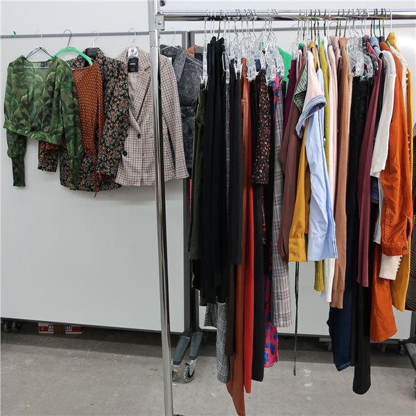 49pcs EXTRA CHARACTER WOMAN CLOTHING (X-SM)