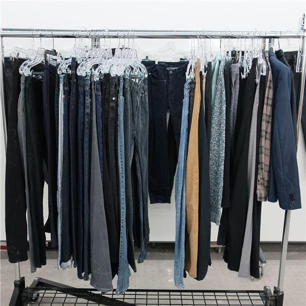 50pcs EXTRA CHARACTER MEN CLOTHING (X-SM)