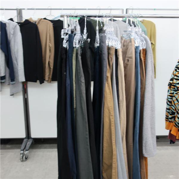 33pcs EXTRA CHARACTER MEN CLOTHING (LARGE)