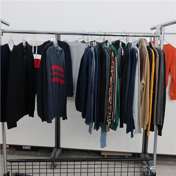 38pcs EXTRA CHARACTER MEN CLOTHING (MEDIUM)