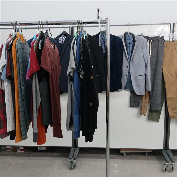 38pcs EXTRA CHARACTER MEN CLOTHING (SMALL)