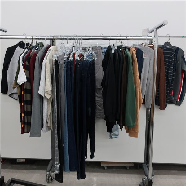40pcs EXTRA CHARACTER MEN CLOTHING (SMALL)