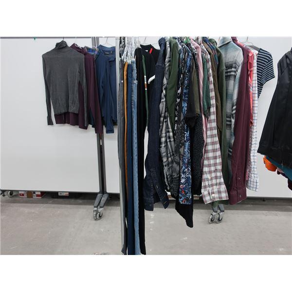 44pcs EXTRA CHARACTER MEN CLOTHING (MEDIUM)