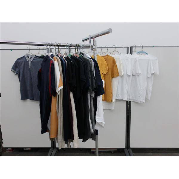 50pcs EXTRA CHARACTER MEN CLOTHING (MEDIUM)
