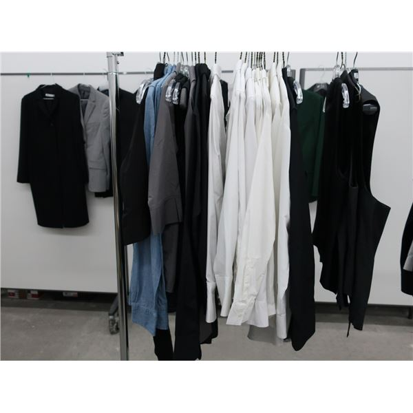 39pcs EXTRA CHARACTER MEN CLOTHING (X-SMALL)