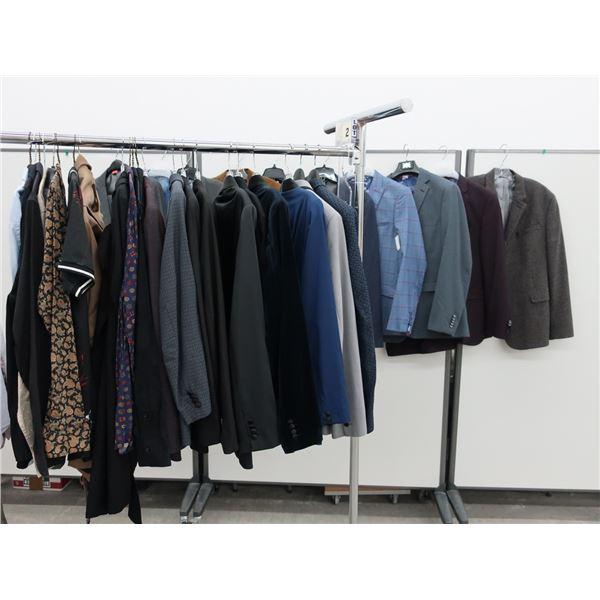 37pcs EXTRA CHARACTER MEN CLOTHING (LARGE)