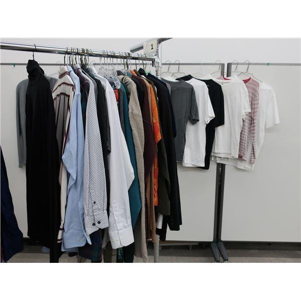44pcs EXTRA CHARACTER MEN CLOTHING (X-LARGE)