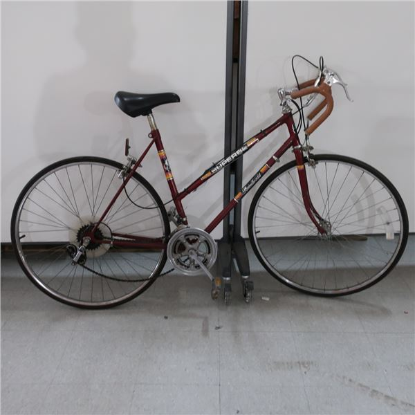 SUPERBE BRENTWOOD WOMEN BICYCLE, 10 SPEED