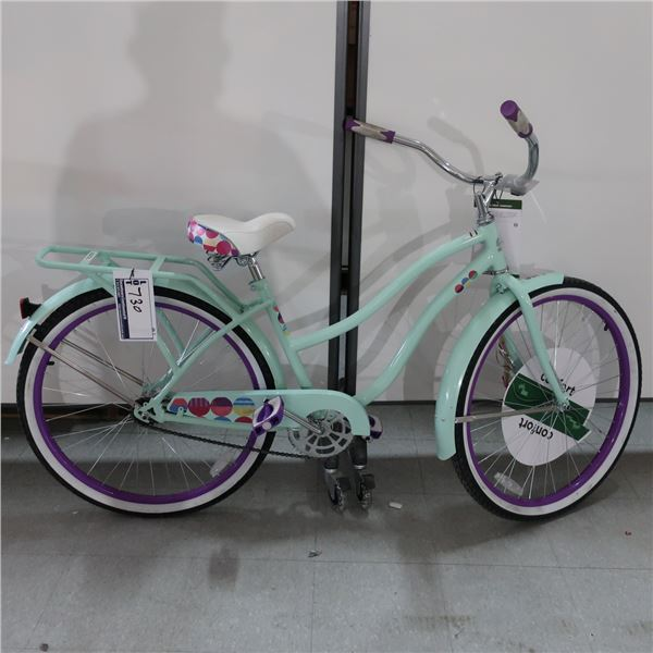NEW - SUPERCYCLE CLASSIC CRUISER BICYCLE
