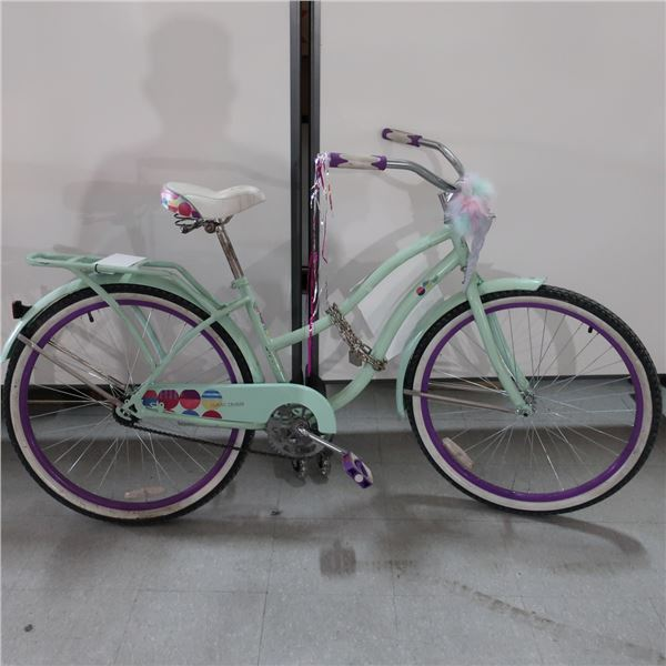 SUPERCYCLE CLASSIC CRUISER BICYCLE