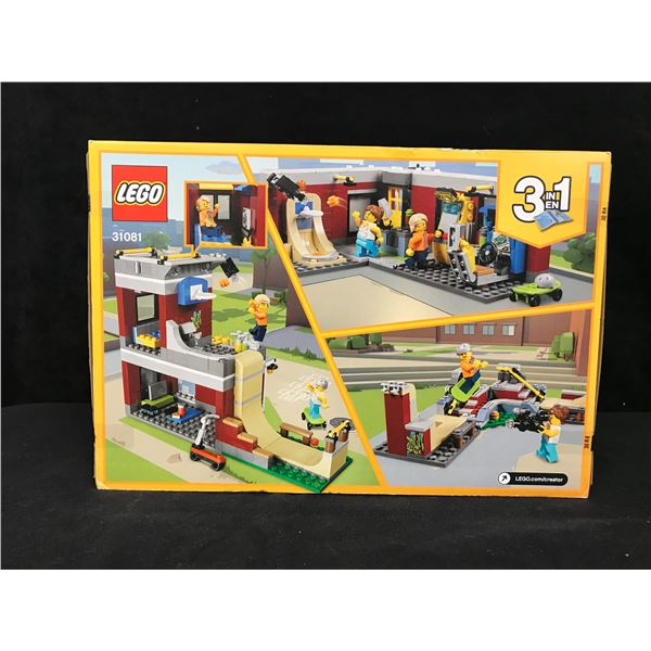 LEGO: 3 IN 1 BUILDING TOY