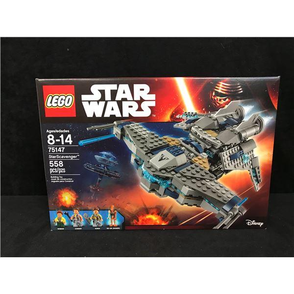 "LEGO: STAR WARS ""STARSCAVENGER"" BUILDING TOY"