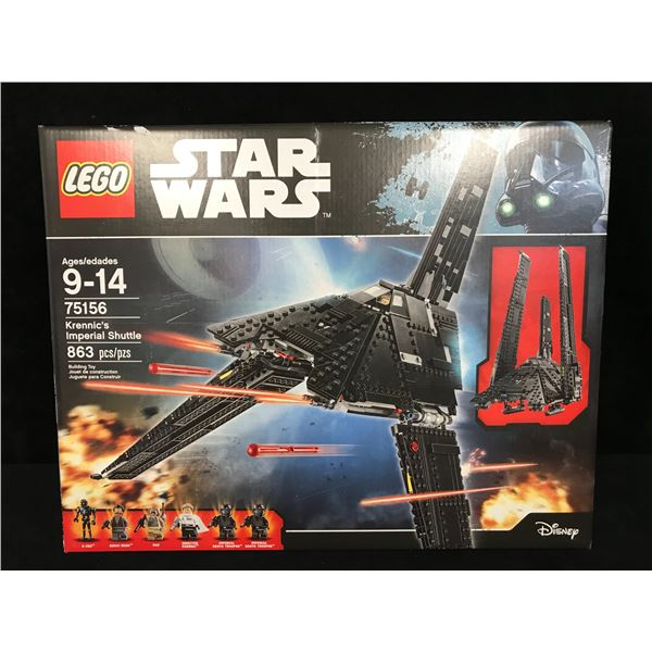 "LEGO: STAR WARS ""KRENNIC'S IMPERIAL SHUTTLE"" BUILDING TOY"