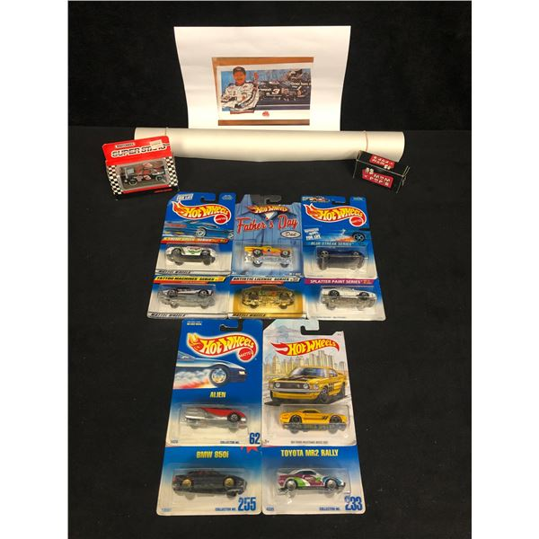 1990'S & SPECIAL EDITION HOT WHEELS