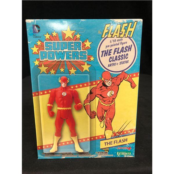 """DC COMICS SUPER POWERS """"FLASH"""" ACTION FIGURE"""
