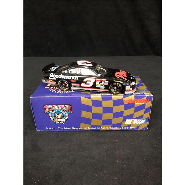 Dale Earnhardt #3 Gm Goodwrench 1998 Monte Carlo 1:24 By Action