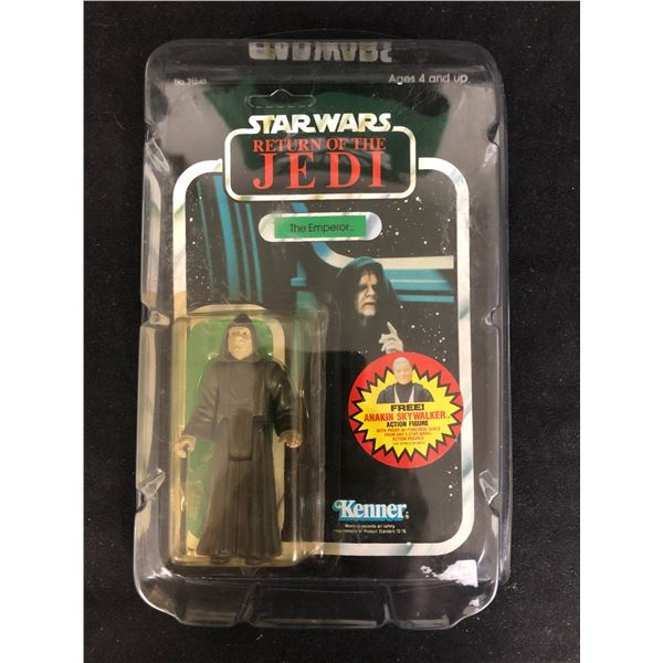 """STAR WARS: RETURN OF THE JEDI """"THE EMPEROR"""" ACTION FIGURE"""