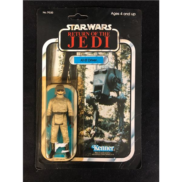 """STAR WARS: RETURN OF THE JEDI """"AT-ST DRIVER"""" ACTION FIGURE"""