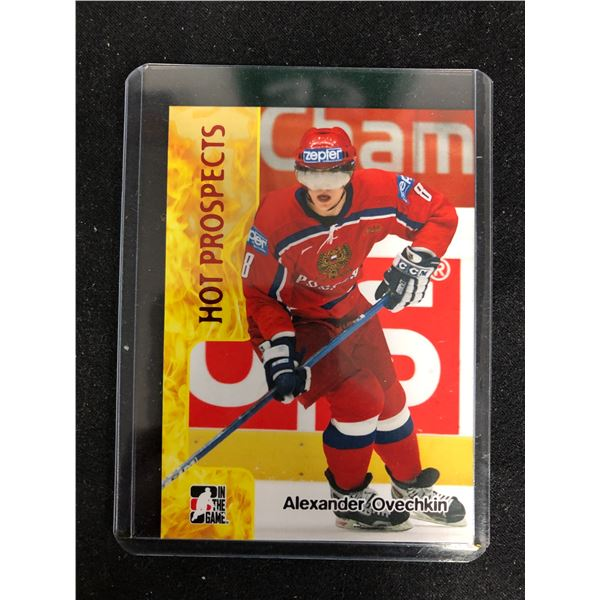 2006-07 ITG Hot Prospects Alex Ovechkin #362