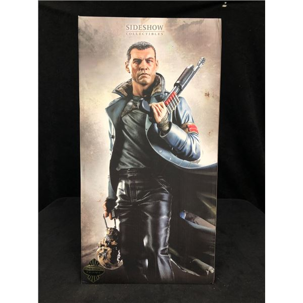 SIDESHOW COLLECTIBLES TERMINTAOR SALVATION MARCUS WRIGHT STATUE (SIDESHOW EXCLUSIVES) 059/200