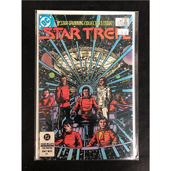STAR TREK #1 (MARVEL COMICS) 1st Star-Spanning Collector's Issue!