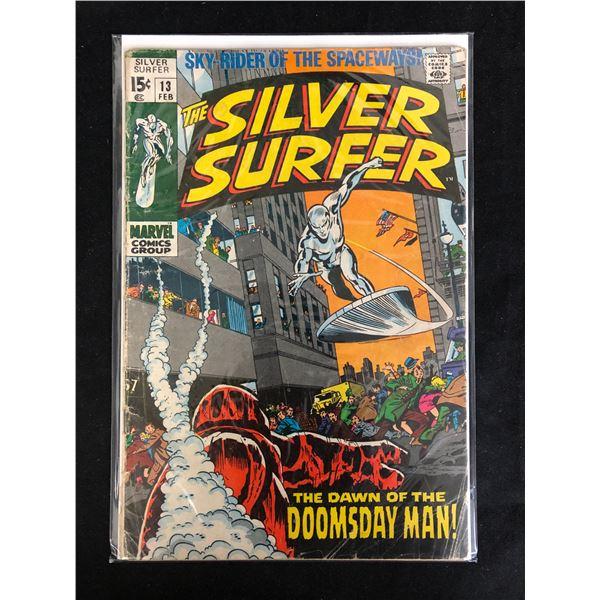 SILVER SURFER #13 (MARVEL COMICS)