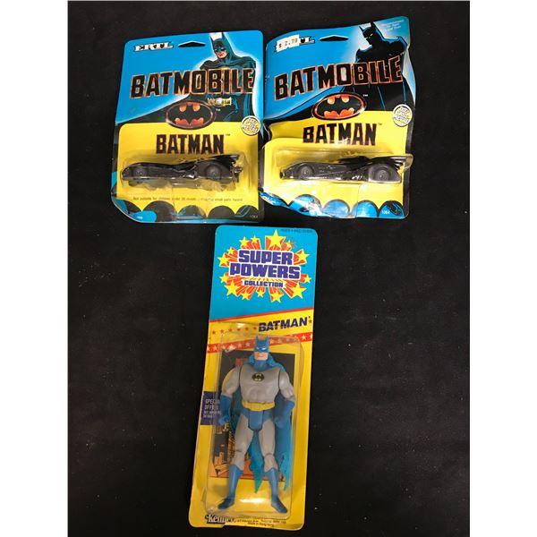 BATMAN COLLECTIBLES LOT