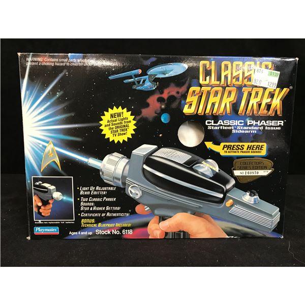 STAR TREK CLASSIC SIDEARM PHASER
