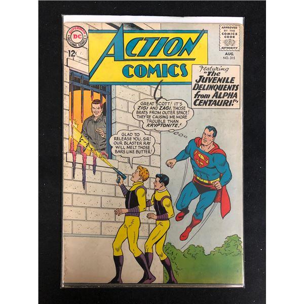 ACTION COMICS #315 (DC COMICS)