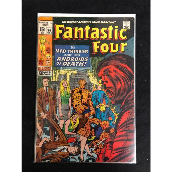 FANTASTIC FOUR #96 (MARVEL COMICS)