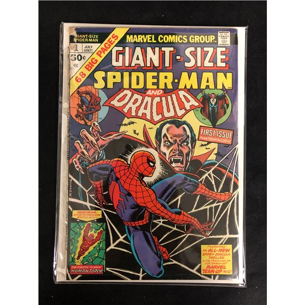 GIANT-SIZE SPIDER-MAN and DRACULA #1 (MARVEL COMICS)