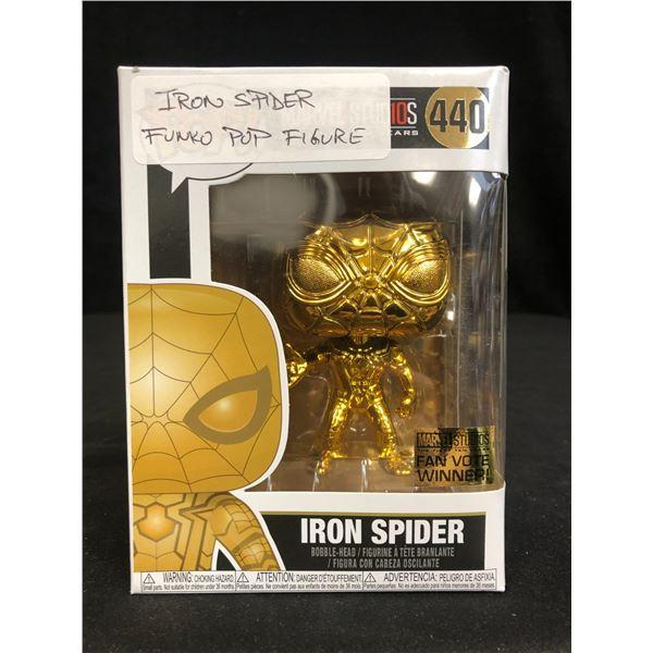 IRON SPIDER  FUNKO POP! VINYL FIGURINE