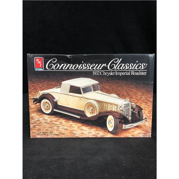 1932 CHRYSLER IMPERIAL ROADSTER AMT MODEL KIT