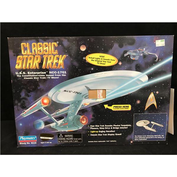 CLASSIC STAR TREK U.S.S. STARSHIP ENTERPRISE
