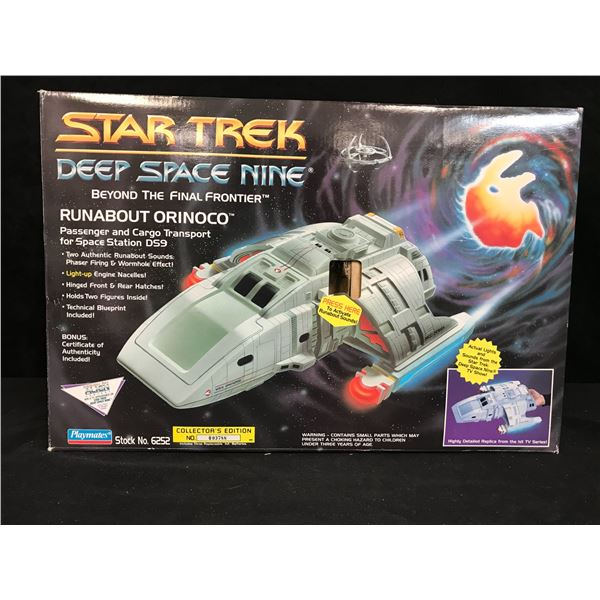 STAR TREK DEEP SPACE NINE RUNABOUT ORINOCO