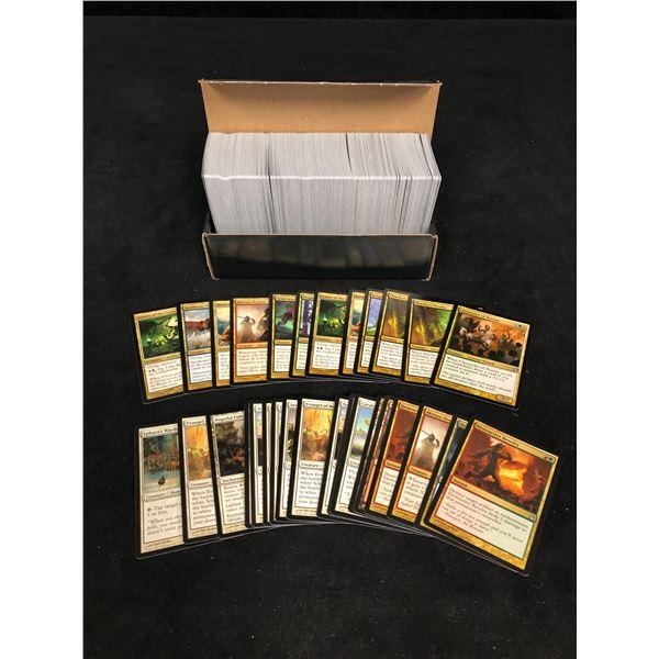 MAGIC THE GATHERING CARD LOT
